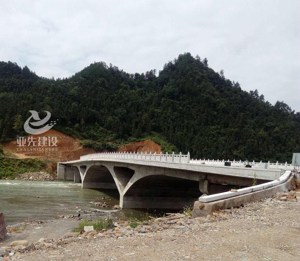 浙江昌化溪大桥
