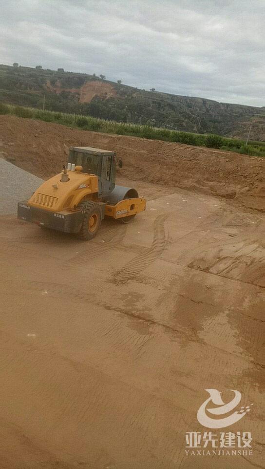 山西省武乡县东干线城市供水过程